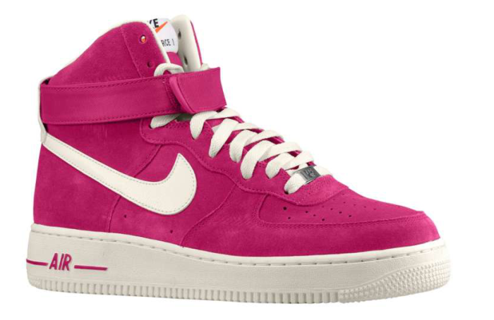 Nike Air Force 1 Hi Blazer Pack Pink