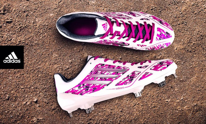 adidas adizero 5-Tool 2.0 Mothers Day Cleats (1)