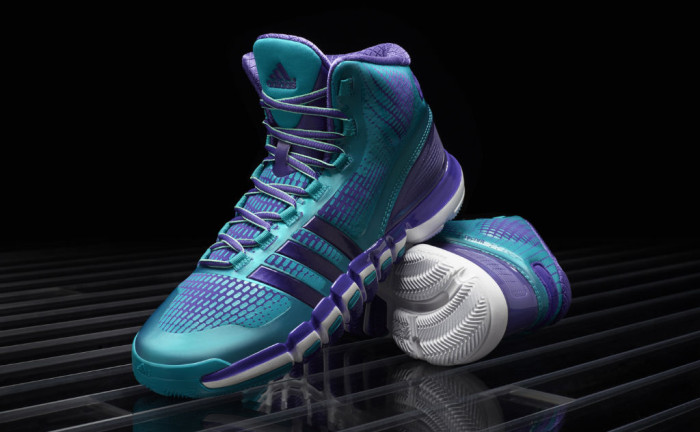 adidas Crazyquick Teal Purple