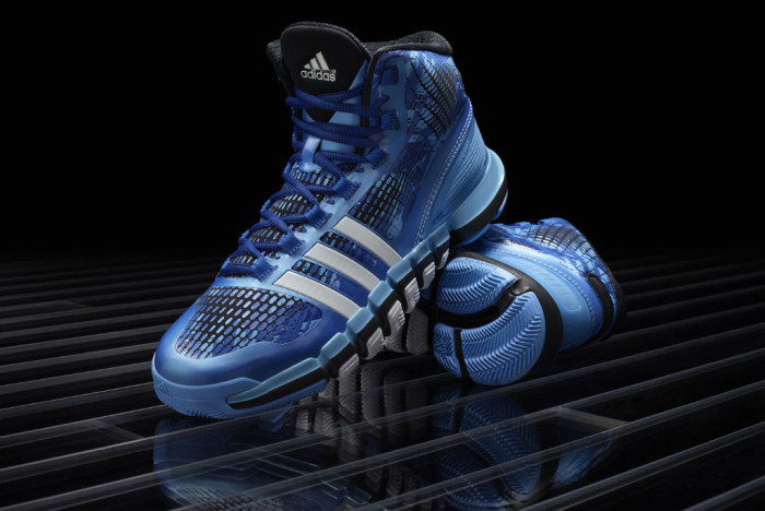 adidas Crazyquick Triple Blue