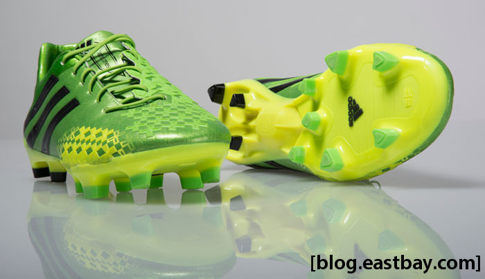 adidas Predator LZ TRX FG Synthetic Ray Green Black Electricity Q21663 (1)