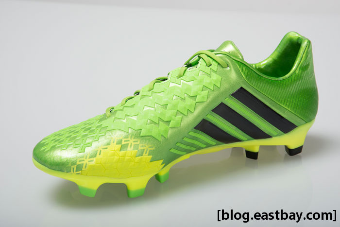 adidas Predator LZ TRX FG Synthetic Ray Green Black Electricity Q21663 (2)