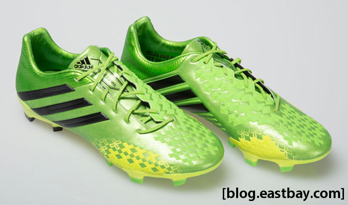 adidas Predator LZ TRX FG Synthetic Ray Green Black Electricity Q21663 (3)