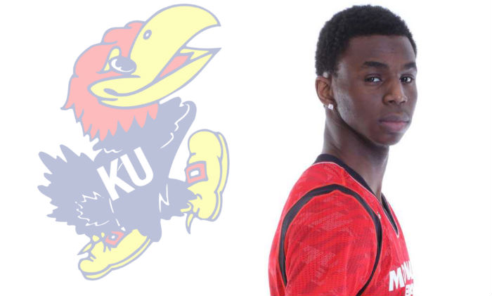 Top Recruit Andrew Wiggins Chooses Kansas