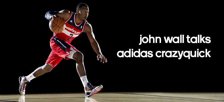 Interview // John Wall Talks adidas Crazyquick (1)