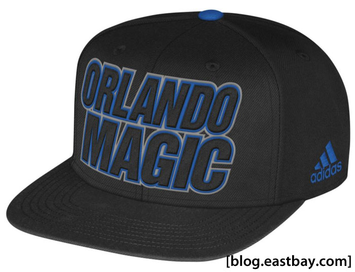 adidas 2013 NBA Authentic Draft Snapback Cap - Orlando Magic