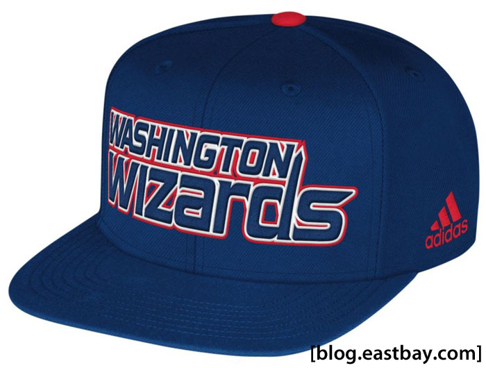 adidas 2013 NBA Authentic Draft Snapback Cap - Washington Wizards
