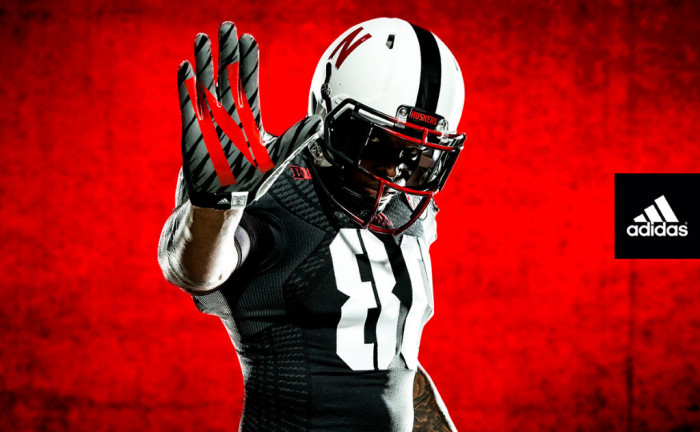 Nebraska New adidas TECHFIT Unrivaled Game Alternate Uniforms (2)