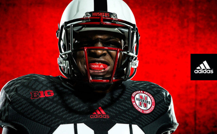 Nebraska New adidas TECHFIT Unrivaled Game Alternate Uniforms (3)