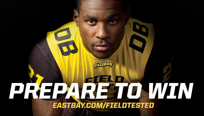 New to Eastbay: Field Tested! (1)
