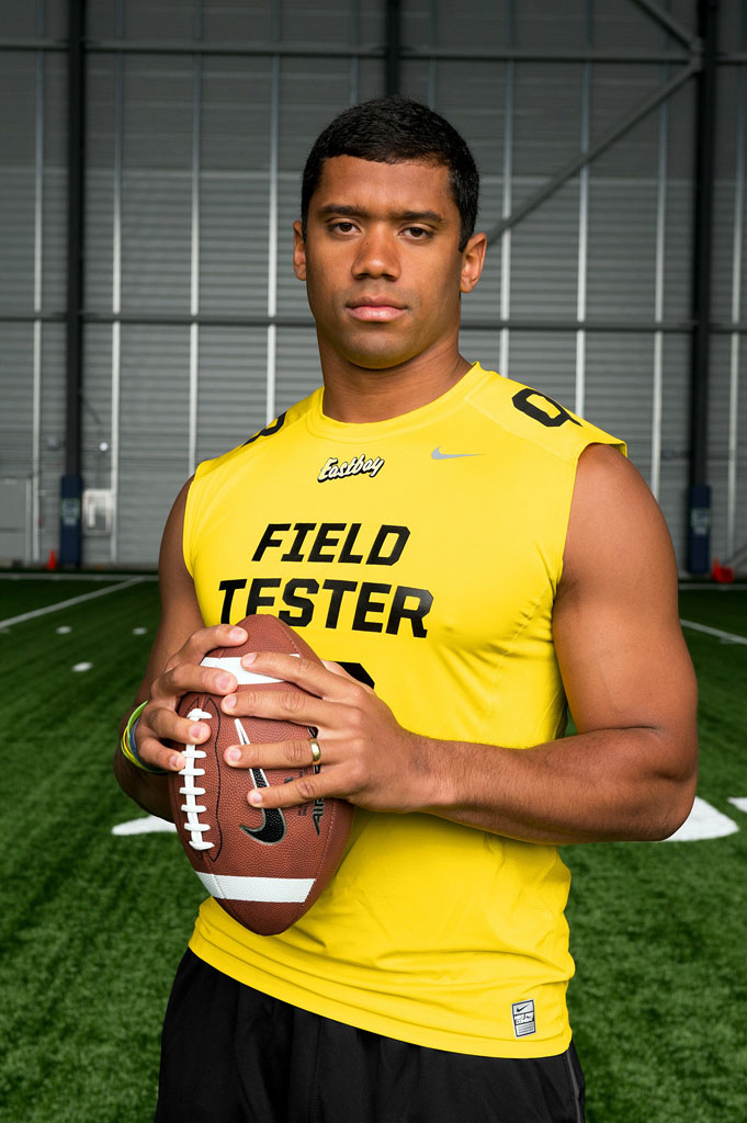 Eastbay Field Tester: Russell Wilson