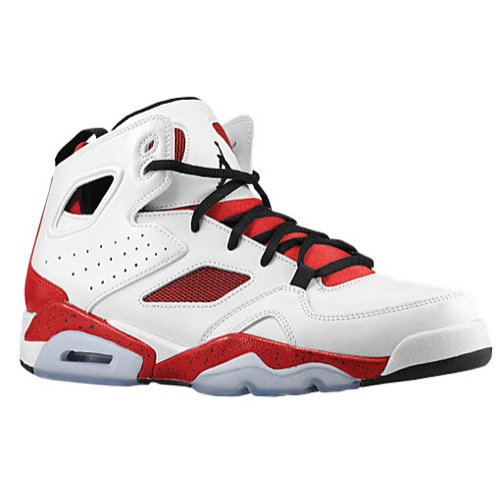 Jordan Flight Club 91 - White/Gym Red-Black