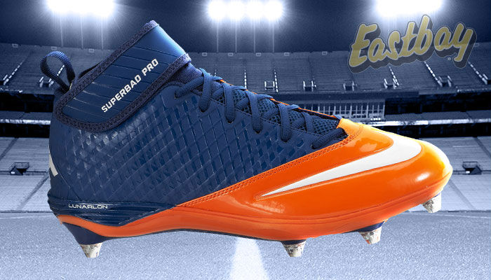 NFL Team Colors: Now Hitting Your Field - Nike Lunar Superbad Pro D Chicago Bears