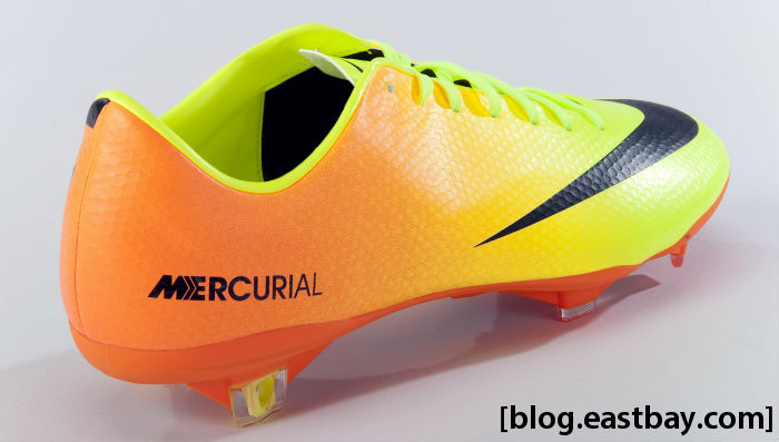 Nike Mercurial Vapor IX Volt Bright Citrus Black 555605-708 (1)