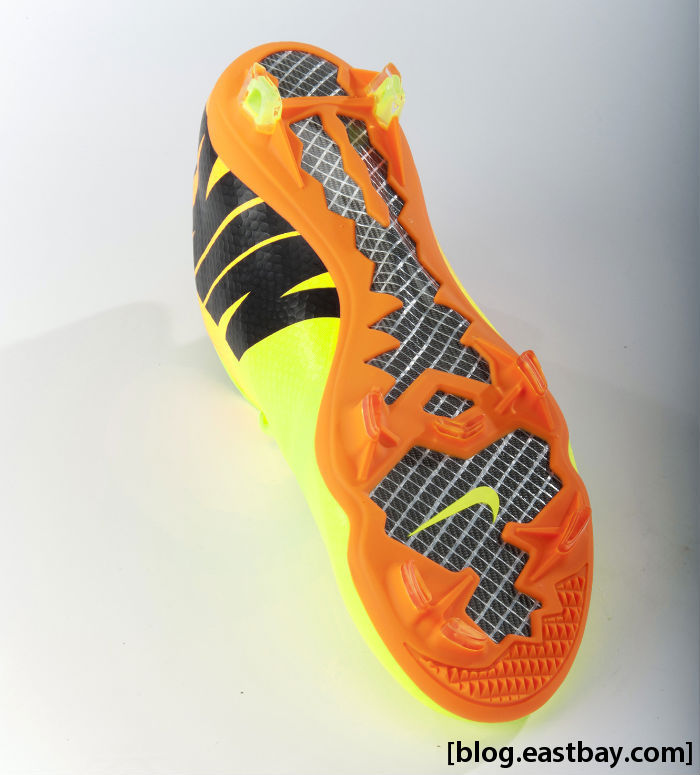 Nike Mercurial Vapor IX Volt Bright Citrus Black 555605-708 (4)