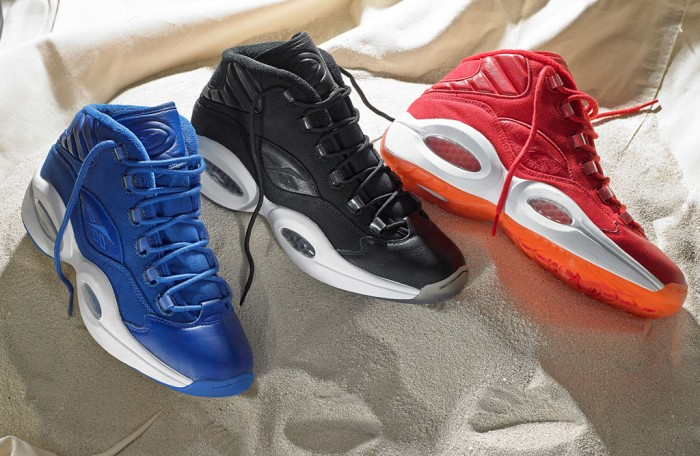 Reebok Question Mid - Summer Canvas Pack