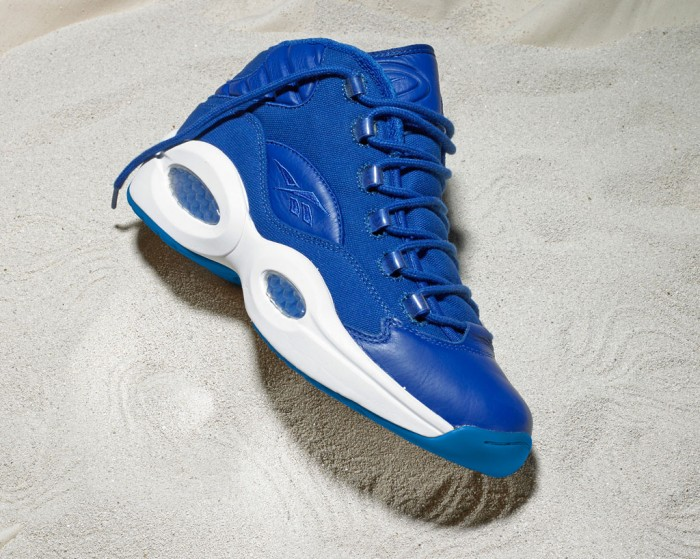 Reebok Question Mid - Summer Canvas Pack Blue
