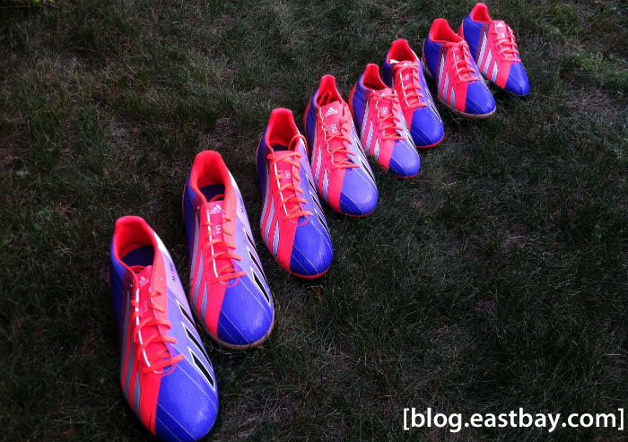 adidas F50 Messi adizero TRX Turbo Collection (2)