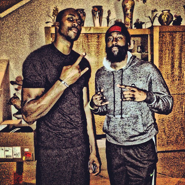 Dwight Howard & James Harden