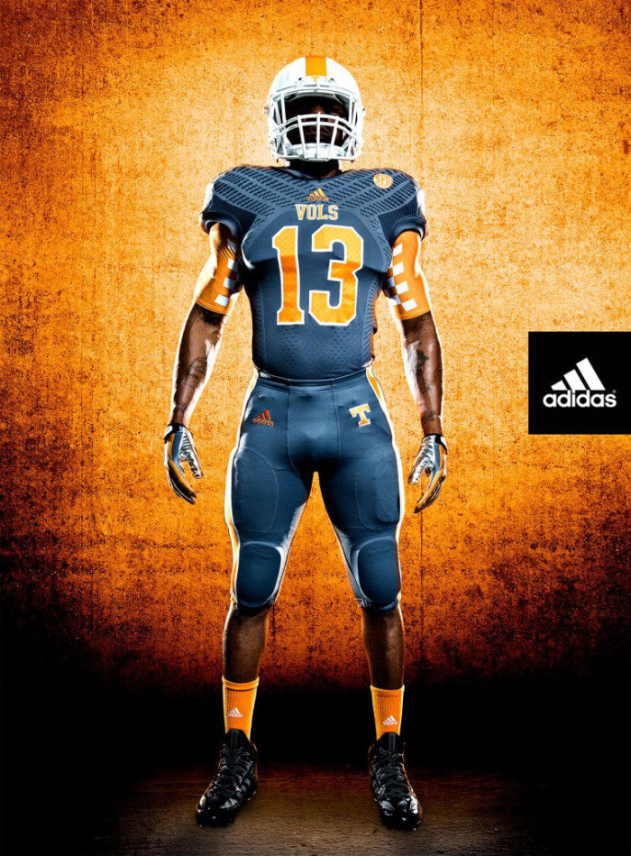 adidas Unveils New Tennessee Alternate Uniforms (2)