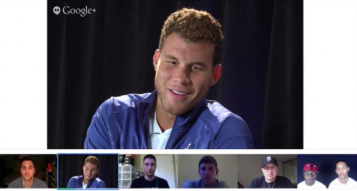 Jordan Brand x Google+ Hangout With Blake Griffin Video