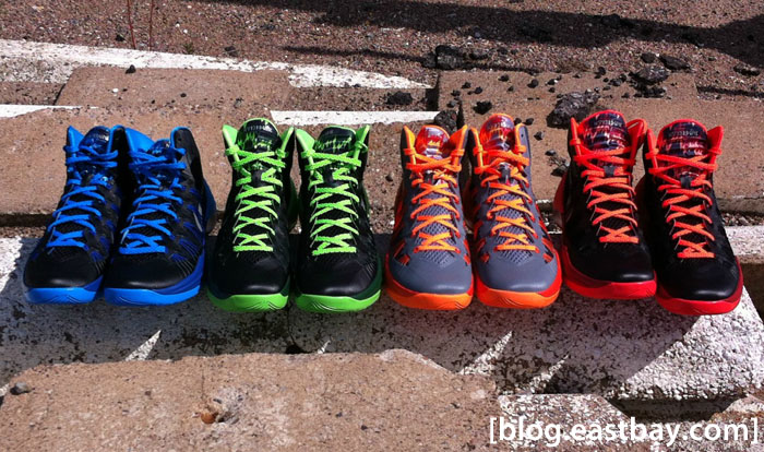 New Colorways of the Nike Hyperdunk 2013 (1)