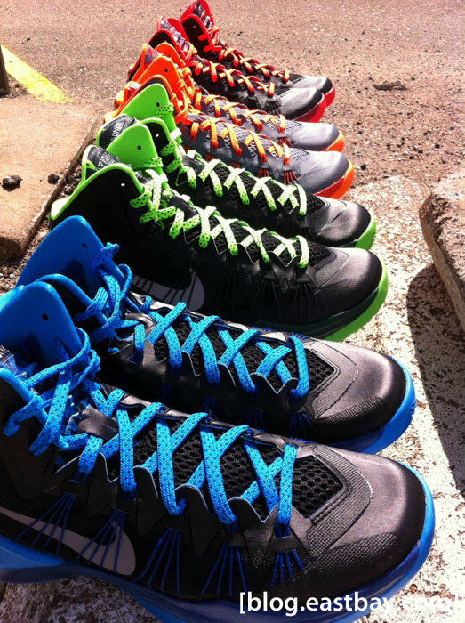New Colorways of the Nike Hyperdunk 2013 (2)