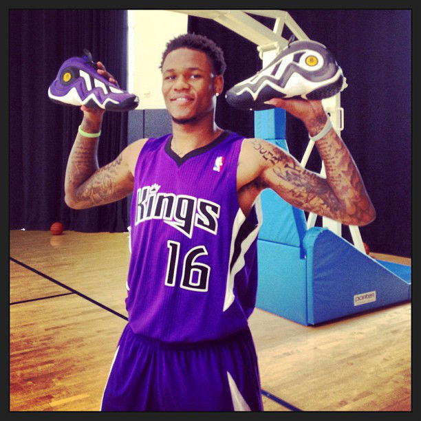 adidas Basketball Signs Ben McLemore