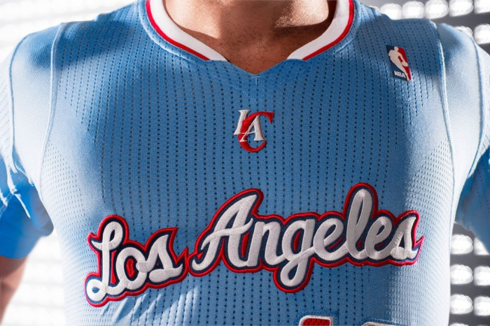 "adidas & Los Angeles Clippers Unveil ""Back in Blue"" Pride Uniform (5)"