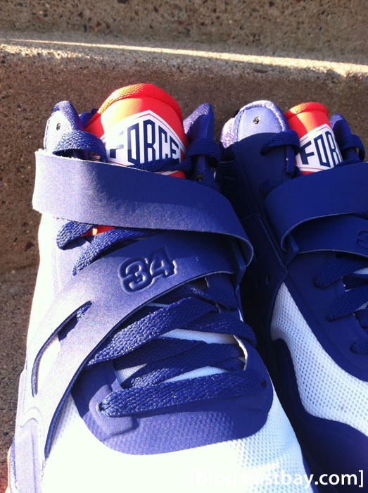 Nike Air Force Max CB 2 Hyperfuse - 76ers (2)