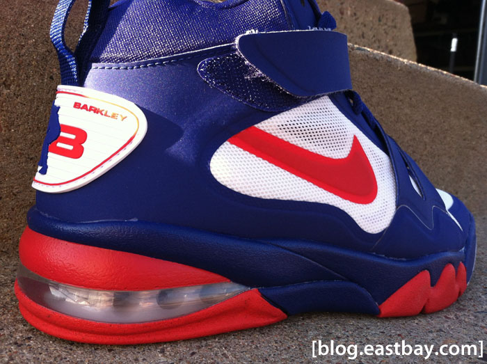 Nike Air Force Max CB 2 Hyperfuse - 76ers (3)