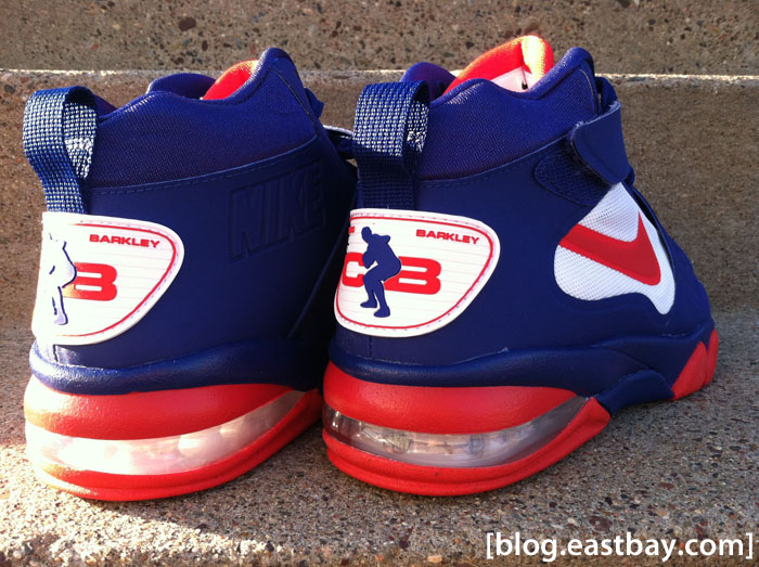 Nike Air Force Max CB 2 Hyperfuse - 76ers (4)