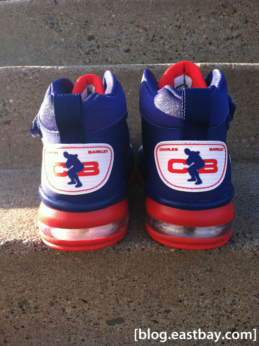 Nike Air Force Max CB 2 Hyperfuse - 76ers (5)
