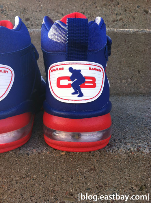 Nike Air Force Max CB 2 Hyperfuse - 76ers (6)