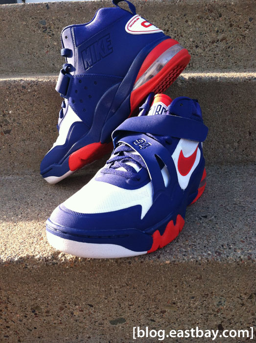 Nike Air Force Max CB 2 Hyperfuse - 76ers (7)