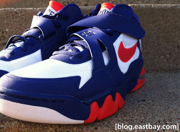 Nike Air Force Max CB 2 Hyperfuse - 76ers (8)