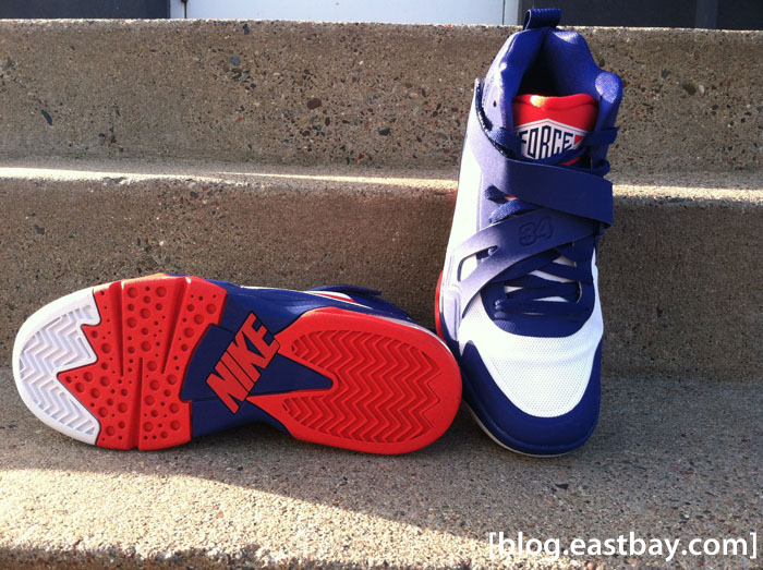 Nike Air Force Max CB 2 Hyperfuse - 76ers (9)