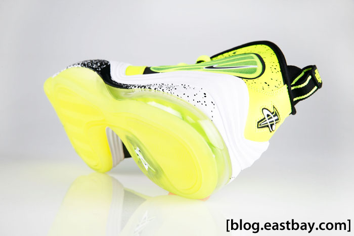 Nike Air Penny V Highlighter HL Volt 628568-701 (7)