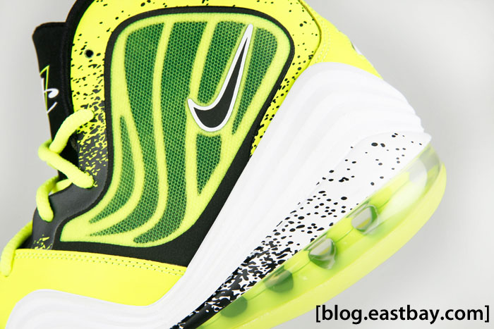 Nike Air Penny V Highlighter HL Volt 628568-701 (8)