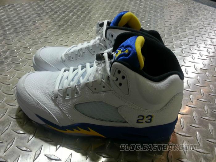 Air Jordan 5 Retro - 'Laney' (1)