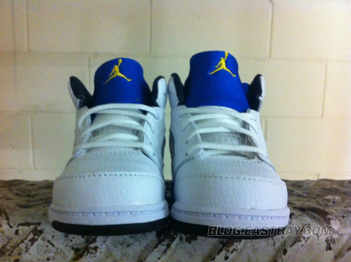 Air Jordan 5 Retro Toddler - 'Laney' (2)