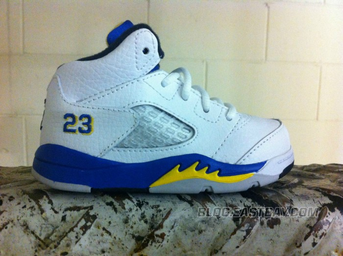 Air Jordan 5 Retro Toddler - 'Laney' (5)