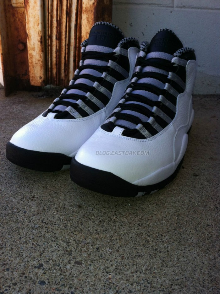 Air Jordan 10 Retro - 'Steel' (2)