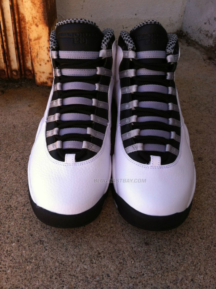 Air Jordan 10 Retro - 'Steel' (3)