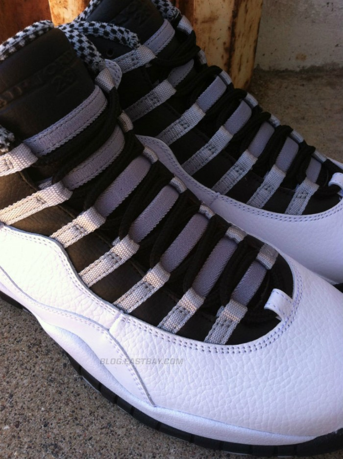 Air Jordan 10 Retro - 'Steel' (7)