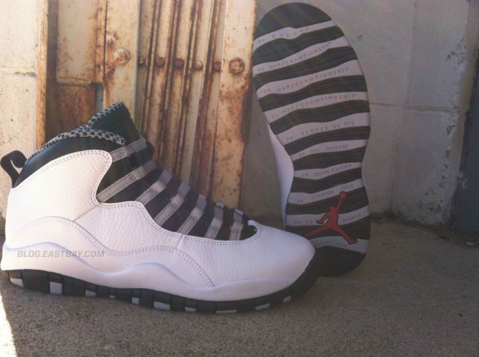Air Jordan 10 Retro - 'Steel' (11)