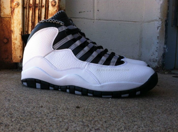Air Jordan 10 Retro - 'Steel' (14)