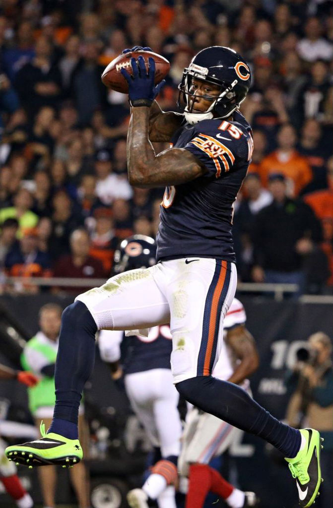 Brandon Marshall Wears Green Nike Hypervenom for Mental Illness Awareness
