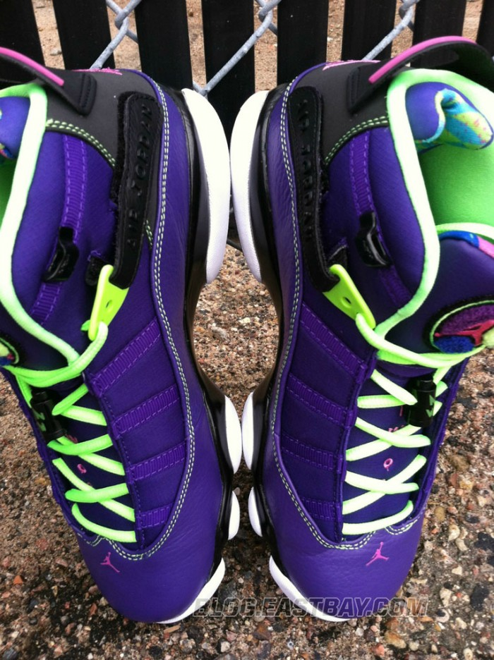 Jordan Six Rings - 'Bel-Air' (1)