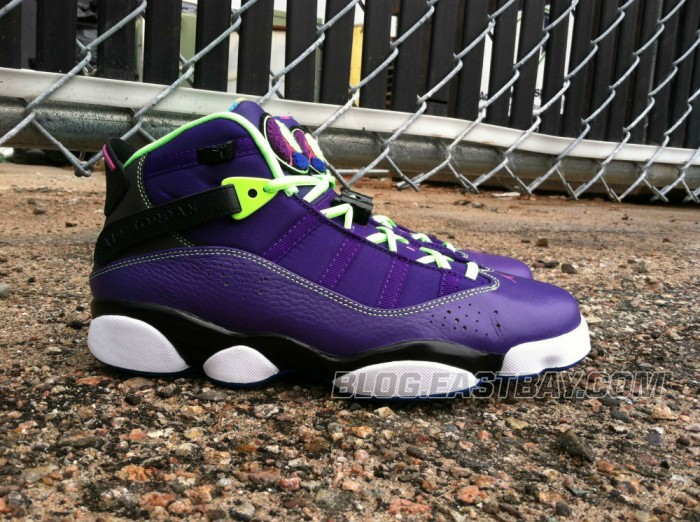 Jordan Six Rings - 'Bel-Air' (2)